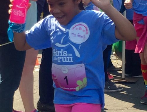 Despite Stay-At-Home Restrictions, Girls On The Run Persist in 'Finding Their Happy Pace'